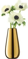 LSA International Flower Metallic Bud Vase