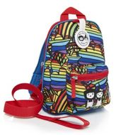 Zip & Zoe Kid's Printed Mini Backpack