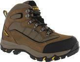 HI-TEC SPORTS USA Hi-Tec Skamania Mid Mens Waterproof Suede Hiking Boots
