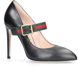 Gucci Sylvie Pumps 105