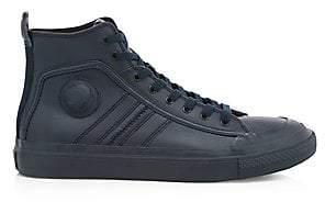 Diesel Men's Astico Mid Leather Sneakers