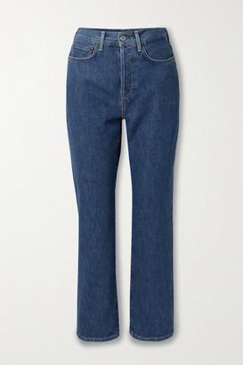 Acne Studios High-rise Straight-leg Jeans - Blue