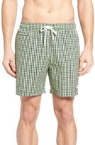 Trunks Men's Surf & Swim Co. 'San O' Gingham Swim