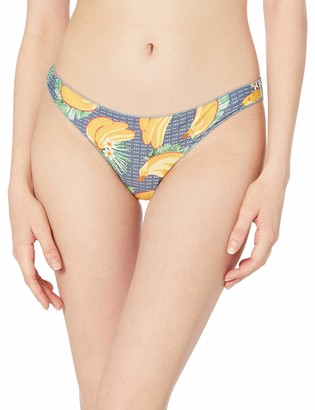 Rip Curl Junior's Thatz Bananas Cheeky Bikini Bottom Swim Suit