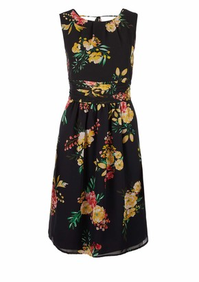 S'Oliver Women's 120.12.004.20.200.2033206 Cocktail Dress