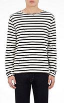 R 13 Men's Breton-Striped Cotton T-Shirt