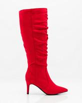 Le Château Pointy Toe Knee High Boot