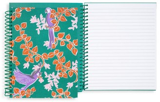 Kate Spade Bird Party Spiral Notebook