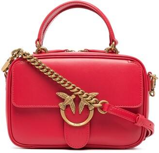 Pinko Leather Cross Body Bag