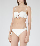 Reiss Estelle B Textured Bikini Briefs