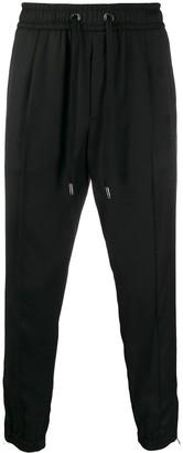 Dolce & Gabbana Elastic Waist Cropped Trousers