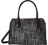 Jessica Simpson Camile Boxy Satchel Satchel Handbags