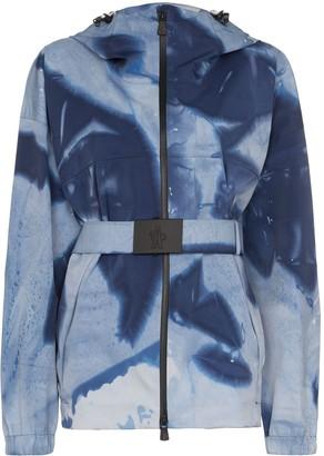 Moncler Giusalet tie-dye ski jacket