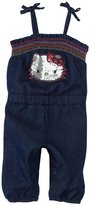 Hello Kitty Jumpsuit (Baby) - Dark Indigo-12 Months