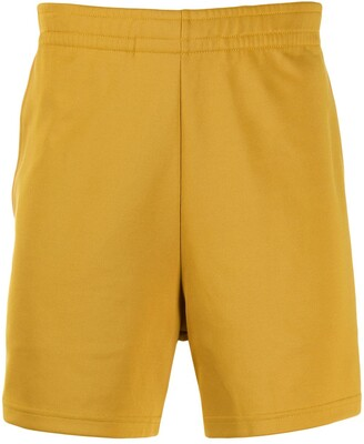 Acne Studios Face Pack Track Shorts