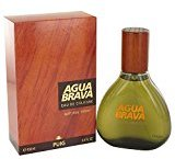 Antonio Puig AGUA BRAVA by Eau De Cologne Spray 3.4 oz for Men - 100% Authentic