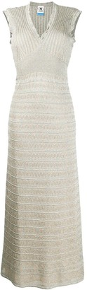 M Missoni Fine-Knit Dress
