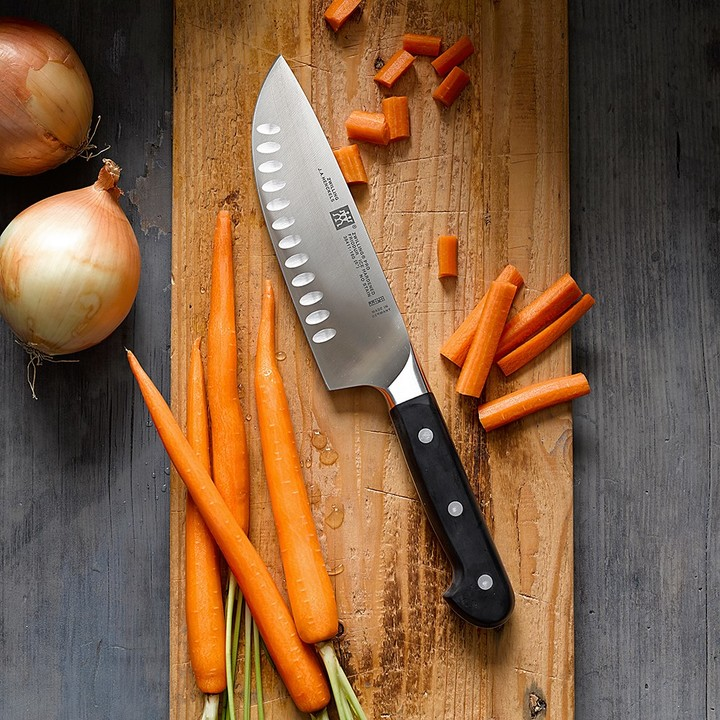 Zwilling J.A. Henckels Pro Hollow-Ground Wide Chef's Knife