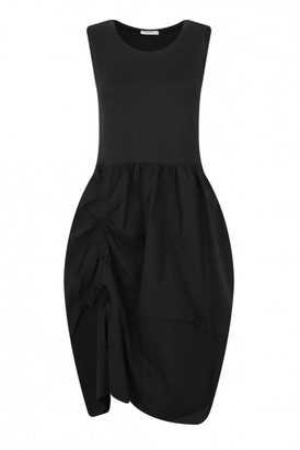 Crea Concept Balloon Drawstring Dress - 10