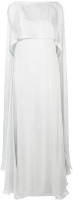 Irina Schrotter Long Sleeveless Dress