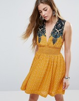 Free People Walking Dreams Skater Dress