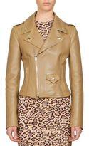 Givenchy Nappa Leather Biker Jacket