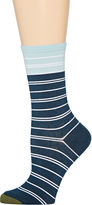 Gold Toe Nautical Stripe Crew Socks