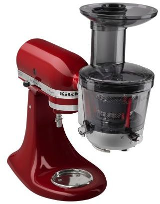 KitchenAid Slow Juicer and Sauce Attachment