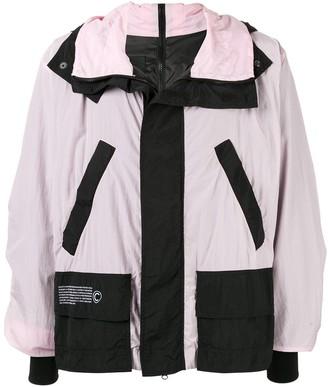 Colmar A.G.E. By Shayne Oliver Colour Block Windbreaker Jacket