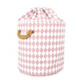 Nobodinoz Storage bag - diamonds