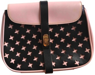 Marni Pink Leather Clutch bags