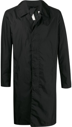 MACKINTOSH Water Repellent Mid-Length Trench Coat