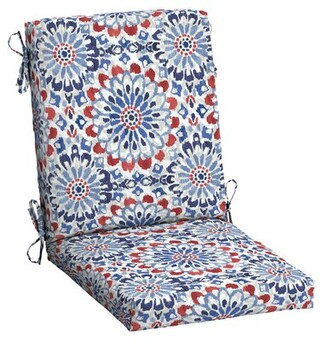 """Bungalow Rose Outdoor Seat/Back Cushion Size: 3.5"""" H x 20"""" W x 20"""" D"""