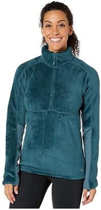Mountain Hardwear Monkey Woman/2tm Pullover (Icelandic) Women's Long Sleeve Pullover