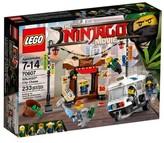 Lego Infant Boy's Ninjago City Chase Play Set - 70607