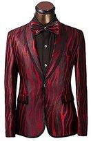 Cloudstyle Men's Casual Dress Suit Slim Fit Stylish Blazer Coats Jackets