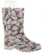 Western Chief Hello Kitty Glitter Lighted (Girls' Toddler-Youth)