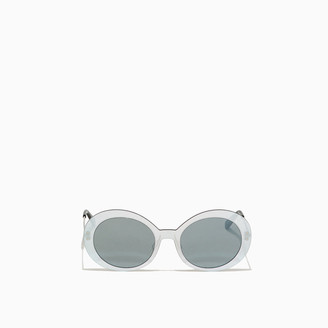 Christian Roth Archive 1933 Sunglasses Color Silver