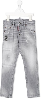 DSQUARED2 2 Patch Jeans