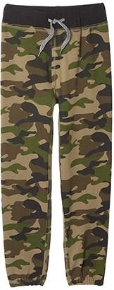 Appaman Kids Gym Sweats (Toddler/Little Kids/Big Kids) (Black) Boy's Casual Pants