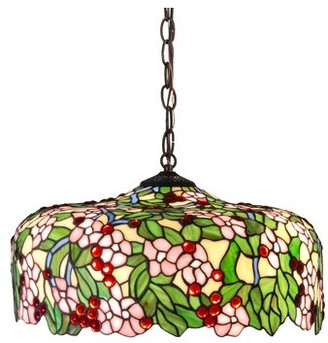 Astoria Grand Diane 3 - Light Unique / Statement Dome Pendant