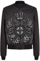 Dolce & Gabbana Floral Print Jacket