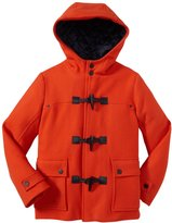HUGO BOSS Coat (Kid) - Bright Orange-4
