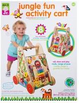 Alex Toys Jr. Jungle Fun Activity Cart