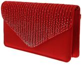 "Nina Hyland"" Studded Envelope Clutch"