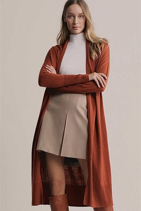 Witchery Cocoon Drape Cardigan