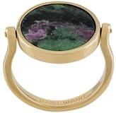 Isabel Marant Julius stone-embellished ring