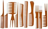 Silk Elements 10 Piece Styling Comb Kit