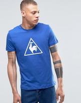 Le Coq Sportif Triangle Logo T-shirt
