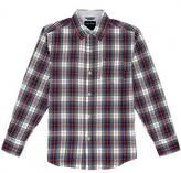 Nautica Boys' Plaid Button-Down Shirt (8-16)